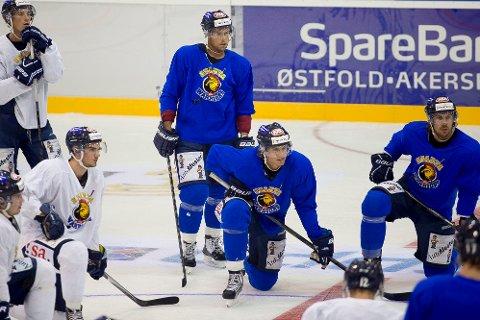 UTENFOR PALLEN: SA har tippet årets eliteserie i ishockey. Vi tror Sparta havner utenfor pallen - på en 4. plass.