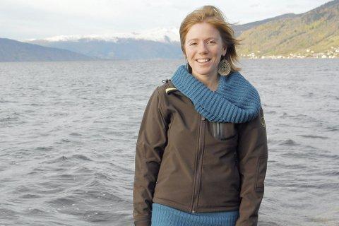 KAN SPARA: Klimakoordinator i Sogn og Fjordane Fylkeskommune, Elisabeth Veivåg Helseth, mener dei fleste norske verksemder har eit stort potensiale til sparoing, både når det gjeld pengar og miljø.