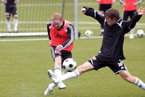 TIL NOTODDEN: Jan Tore Amundsen spiller for Notodden kommende sesong.