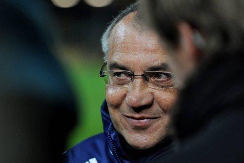 Wolfsburg-trener Felix Magath.
