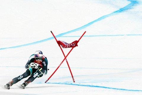 Aksel Lund Svindal vant den super-G-cupen sammenlagt.