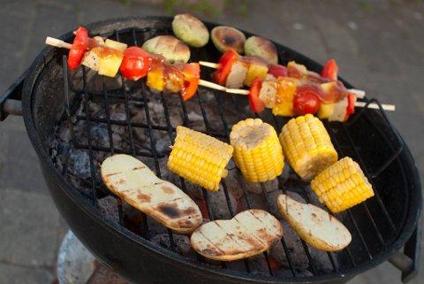 Kjøttfritt alternative: God grillmat er ikke et samme som kjøttmat.