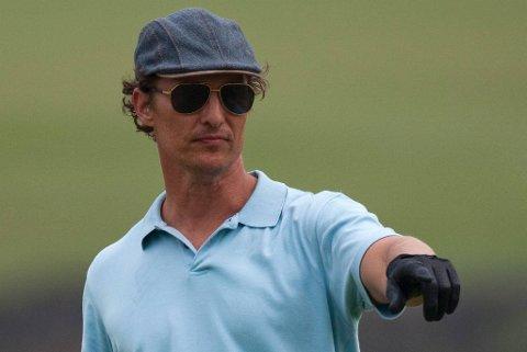 Matthew McConaughey blir pappa for tredje gang.