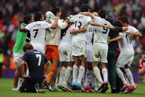Meixo knuste Japans drøm om å ha et lag i hver av de to fotball-finalene.