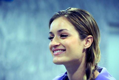 Christina Vukicevic må belage seg på tøff konkurranse under Bislett Games.