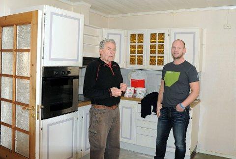 Østlands-Posten - Tre tips til huseieren: Maling, maling, maling
