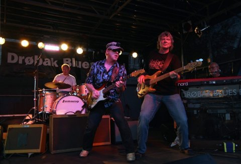 Drøbak Blues Band.