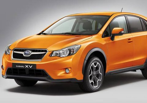 Her er den nye folke-SUV-en til Subaru. Startprisen blir under 300.000 kroner.