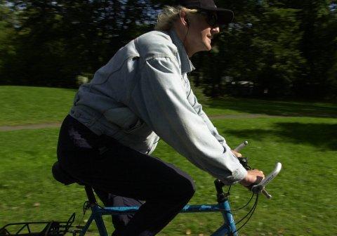 Finn Kalvik.