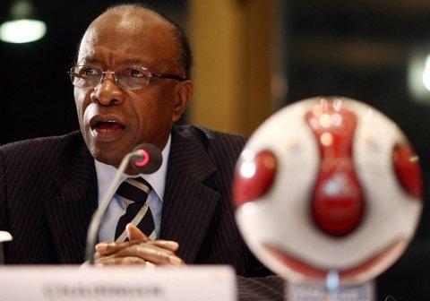 Jack Warner er visepresident i FIFA.