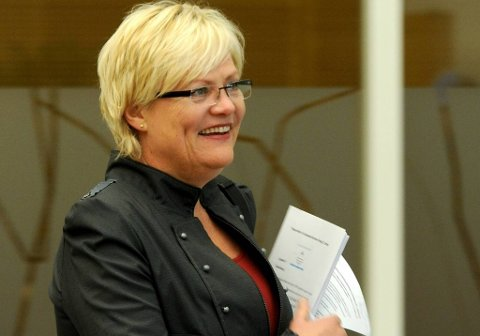 Kunnskapsminister Kristin Halvorsen (SV) synes årets fredspris er inspirerende.