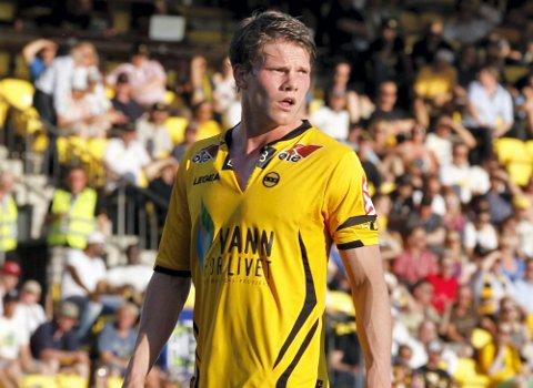 HET: Björn Bergmann Sigurdarson liker ikke å spille i varmen. Denne sommeren kan bli het på flere måter for den ettertraktede LSK-spissen.