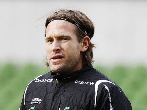 KOMMER: Thorstein Helstad vil etter det RB-sporten kjenner til bli offisielt klar for LSK i løpet av et par uker. FOTO: NTB SCANPIX