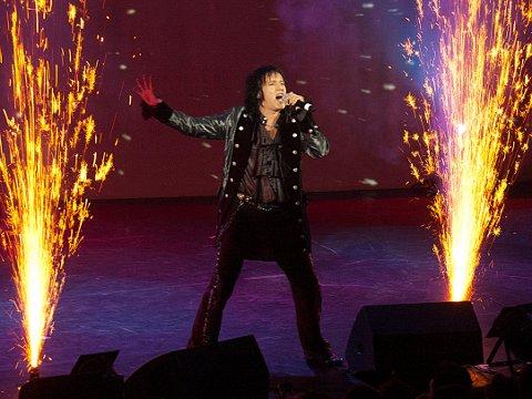 Åge Sten Nilsen tar med seg Queen-hyllesten «The Show Must Go On» til Las Vegas i USA neste sommer. (Foto: Øivind Lunde)