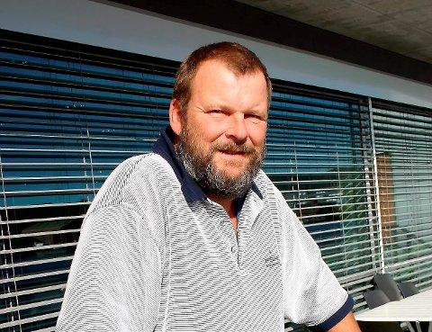 Ole Martin Kjær skal som leder av Bamble Musikkråd gjøre sitt beste for å fronte musikklivets interesser.