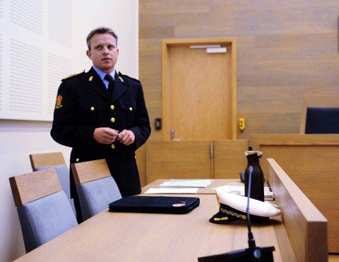 ADVOKAT: Politiadvokat Joachim Sopp Onsrud har overtatt ansvaret for etterforskningen av Rema-ranet.