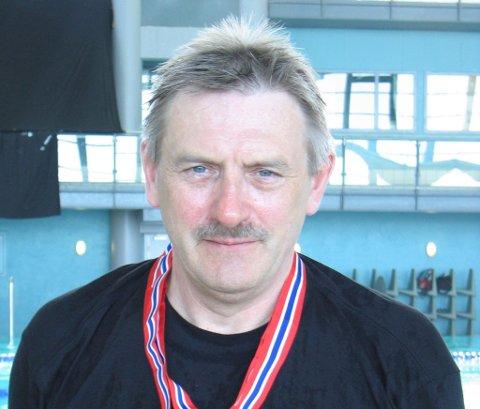 Ove Wisløff fra Alta deltok i OL i Montreal i 1976.