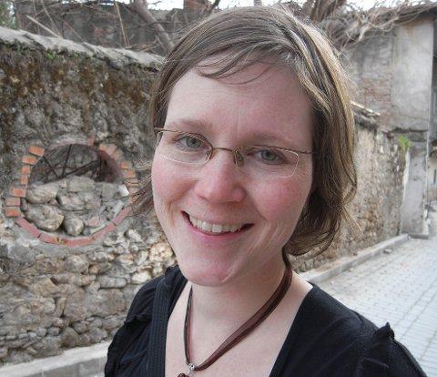 Sogneprest i Degernes og Os, Maria Lersch