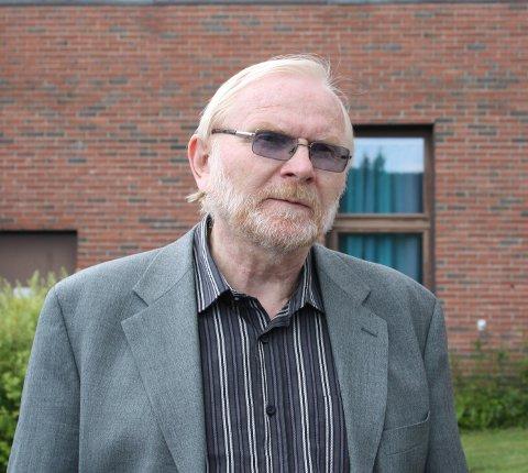 SKAL SE PÅ SVINGEN: Avdelingsdirektør Nils-Erik Bogsrud i Statens vegvesen.  FOTO: RUNE BERNHUS