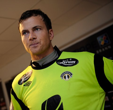Sogndals keeper Kenneth Udjus tror Brann vil heve seg utover sesongen, men tviler på om rødtrøyene blir et topplag.
