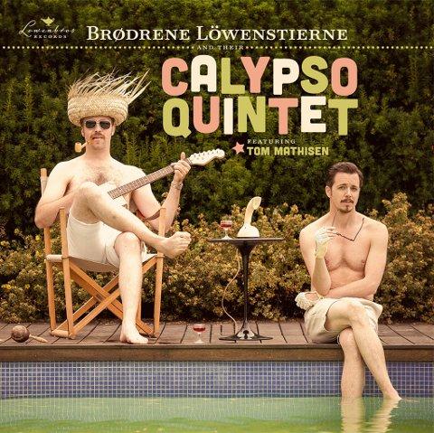 Brødrene Løwenstierne har tørka støv av gamle calypsoperler. Steinar Taarn Sande (t.h.) og Henrik Horge. (Pressefoto: Mikaela Berg).