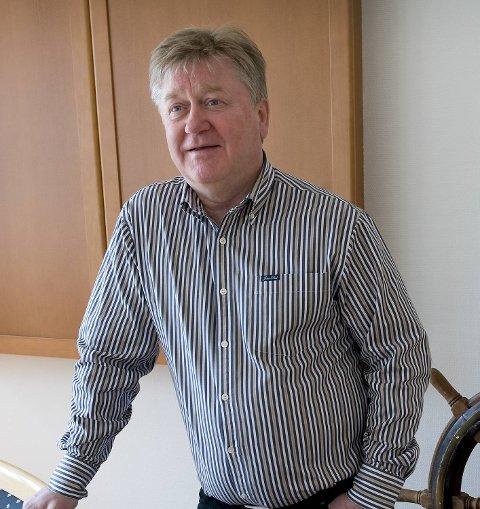 Eivind Lunde (arkivfoto).