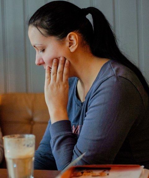 smerter i underlivet gravid hun vil ikke hax