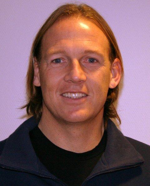HET SOMMER: Sportsdirektør Torgeir Bjarmann.