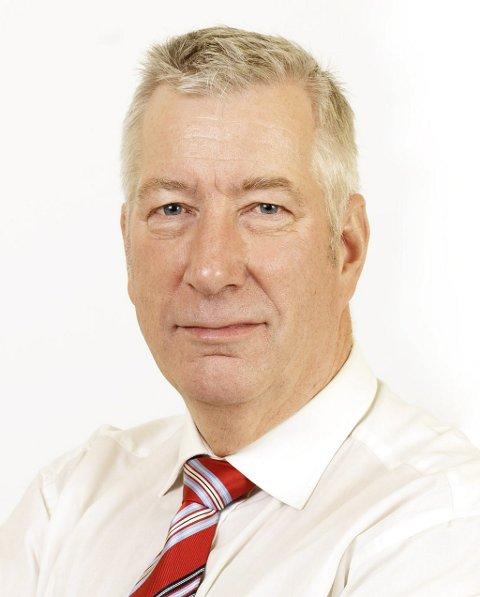 Finansminister Sigbjørn Johnsen (Ap).