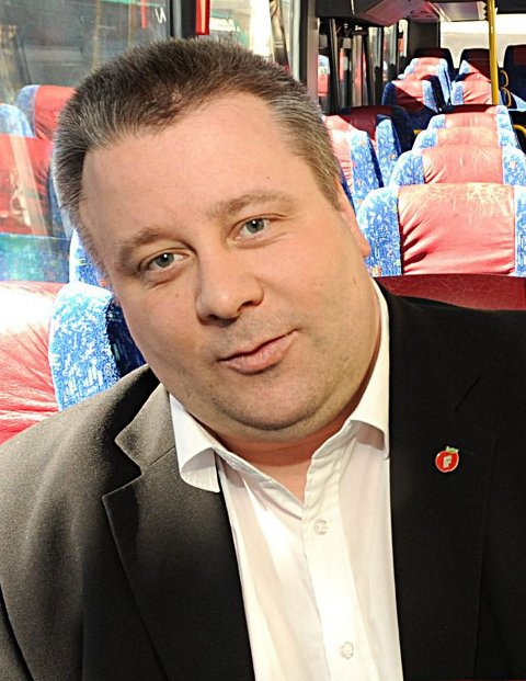 ? POTTITTLANDET: 2. nestleder i transportkomiteen på Stortinget, Bård Hoksrud (Frp).FOTO: ANB