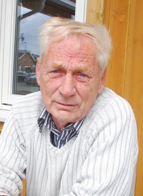 Styreleder Gunnar Knutsen