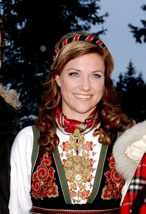 EVENTYRPRINSESSE: Prinsesse Märtha Louise
