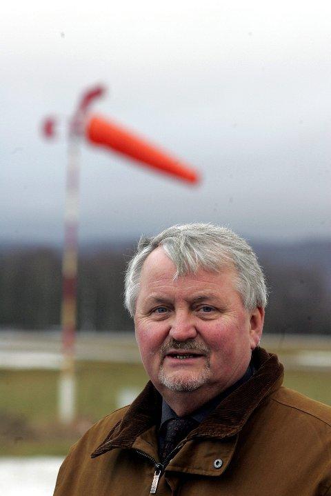 GARDERMOEN VIKTIG DRIVKRAFT: Mener regiondirektør for NHO Oslo og Akershus, Olaf Stene. FOTO: KAY STENSHJEMMET