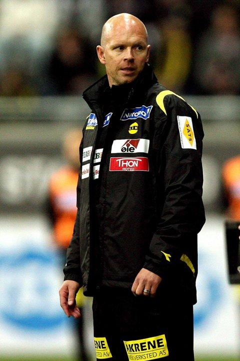 UTEN TAP: Henning Berg var Lyn-trener i sju kamper mot Vålerenga ? uten å tape. FOTO: ROAR GRØNSTAD