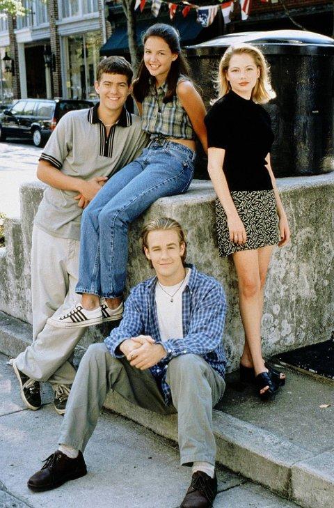 Unge og lovende: Siden har det skjedd mye i livene til «Dawson's Creek»-gjengen  både privat og karrieremessig.