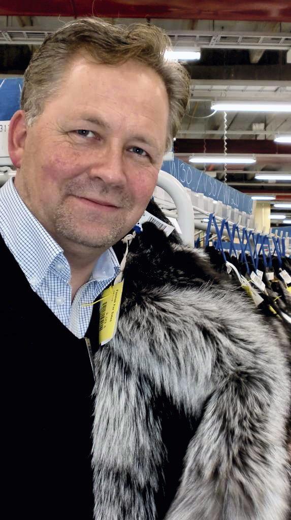Markedssjef Torkil C. Tveter er fornøyd