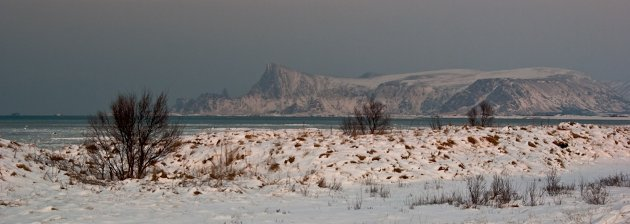 Det utredes stadig hav-vindkraft utenfor Nordmela. Men Fiskeridirektoratet frarår det.