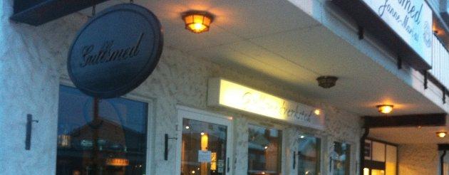 Innbrudd hos Gullsmia i Kaffegata på Flisa natt til onsdag.