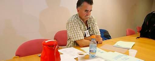 Utrykningsleder Håvard Aksnes i Kripos har fått DNA prøver av fire menn i Bergen.