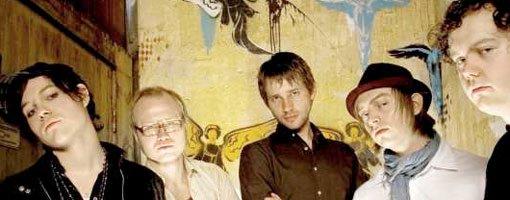 The Lionheart Brothers spiller på garage fredag klokken 2230.