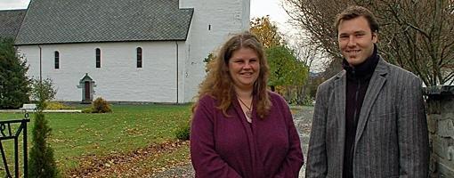 Anne Cecilie Ringen, her sammen med  Per Erik Brodal