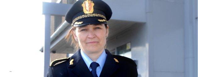 Reinpolitisjef Inger Anita Øvregård ved Vestfinnmark politidistrikt er ansatt som ny lensmann ved Alta lensmannskontor.