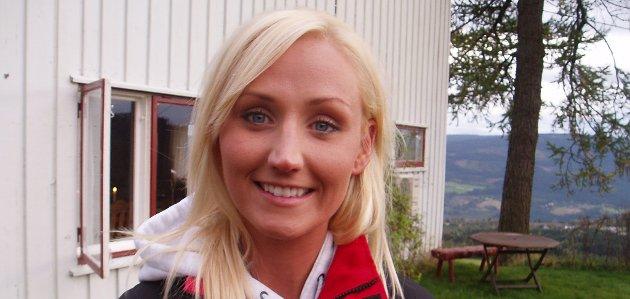 Caroline Flisvik er Jakten-Olsens utvalgte