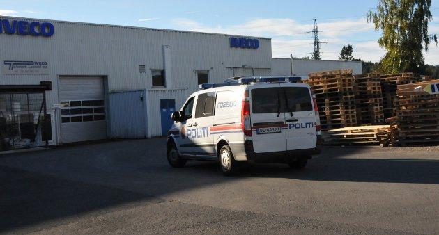 Politiet sendte flere patruljer til Herkules-området.