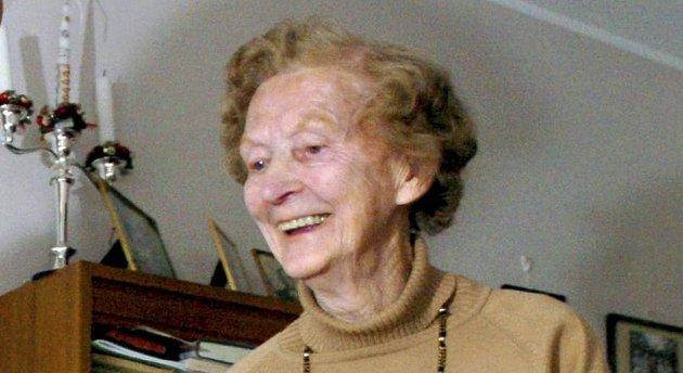 Hilda Feste (98) ble funnet drept i sitt hjem første nyttårsdag.