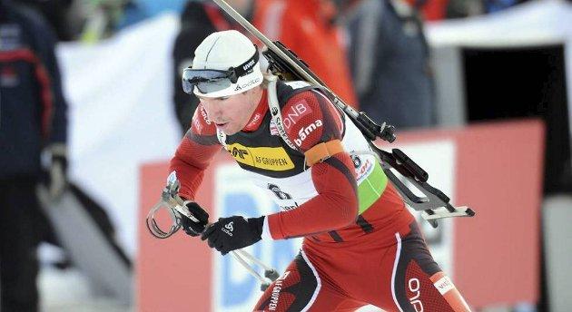 Emil Hegle Svendsen vant det siste verdenscuprennet for sesongen.