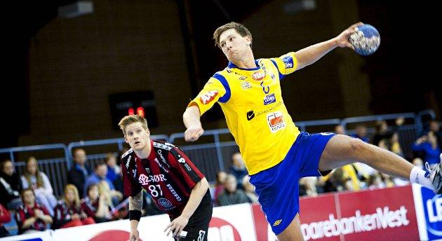 Harald Reinkind. Toppscorer for FyllingenBergen, men fikk kritikk fra treneren.