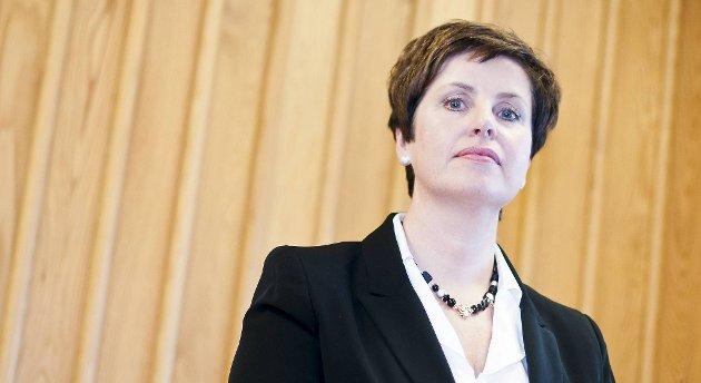 Finansbyråd Liv Røssland. (Arkivfoto)