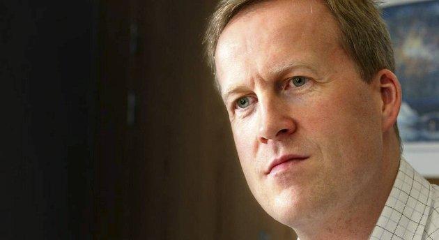 Førstestatsadvokat Lars Fause er aktor i straffesaken mot 22-åringen. Foto: Ole Åsheim, NORDLYS