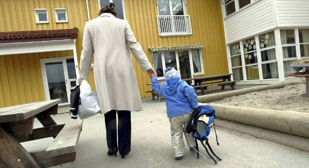 Bybarn har dobbelt så stor risiko for å utvikle skalldyr- og peanøttallergi som barn på landet (illustrasjonsfoto).